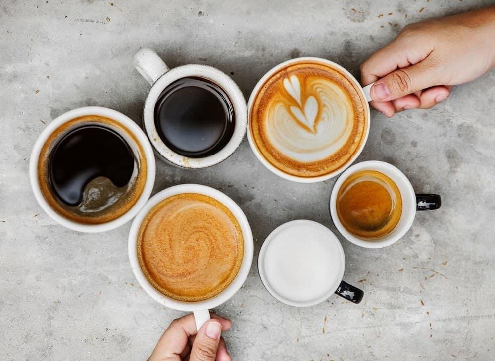 tác dụng của cafe mỗi ngày
