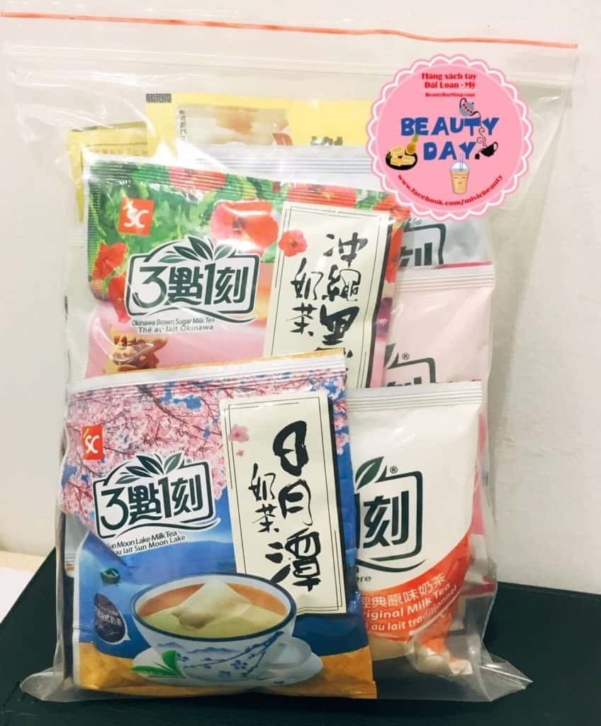 trà sữa lipton Đài Loan