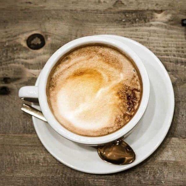 uống cappuccino như thế nào