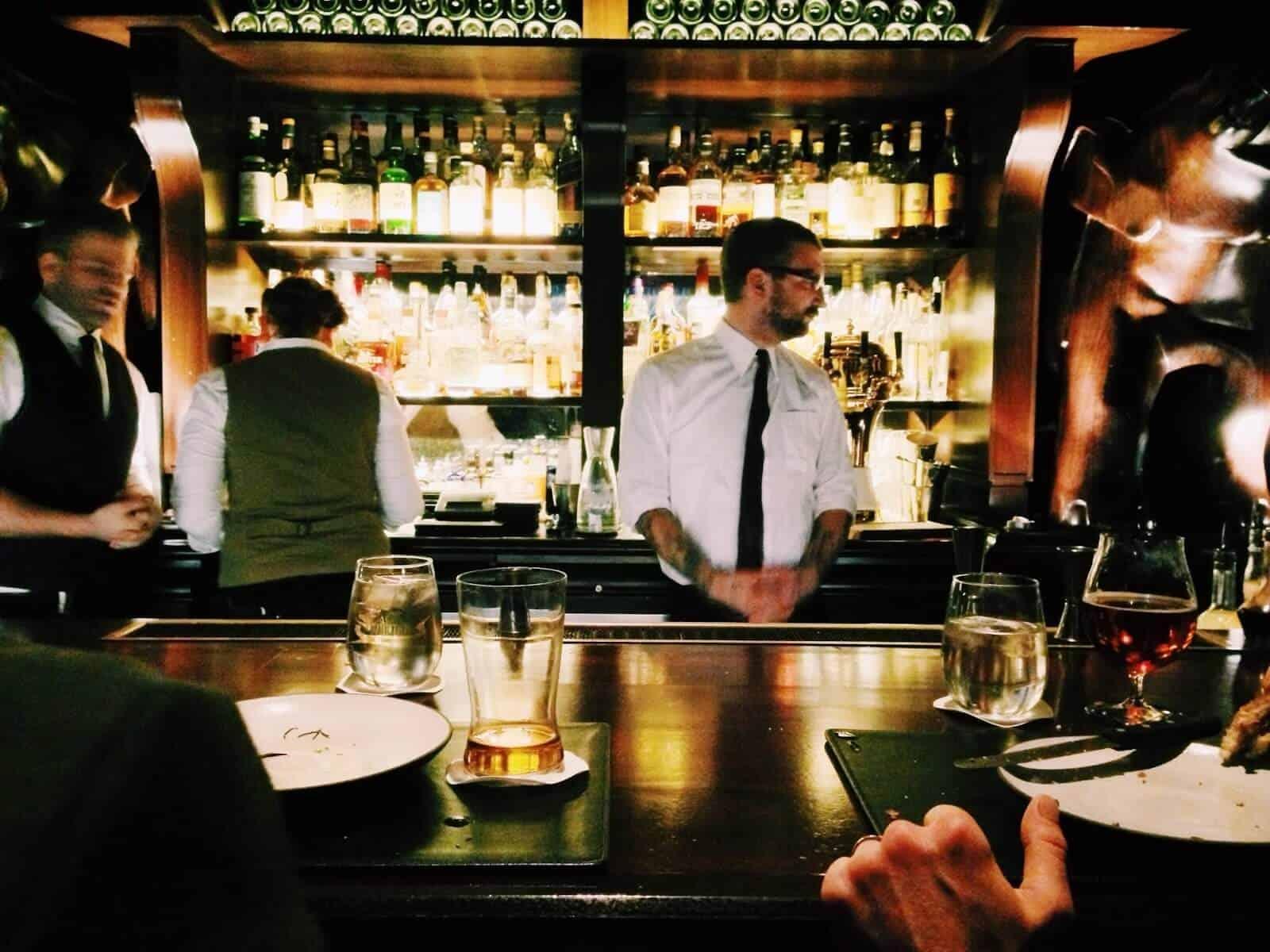 mô tả công việc barista