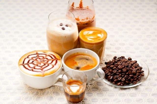 cách pha cà phê macchiato