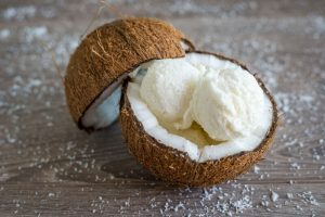 cách làm kem dừa tại nhà