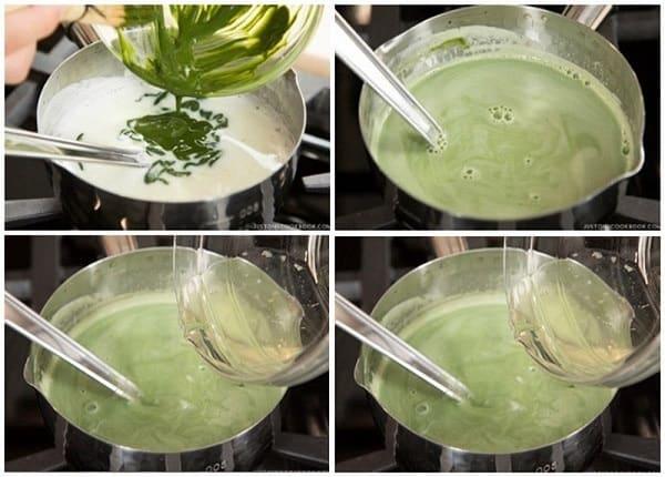 cách làm thạch pudding trà sữa - Tam Long Group