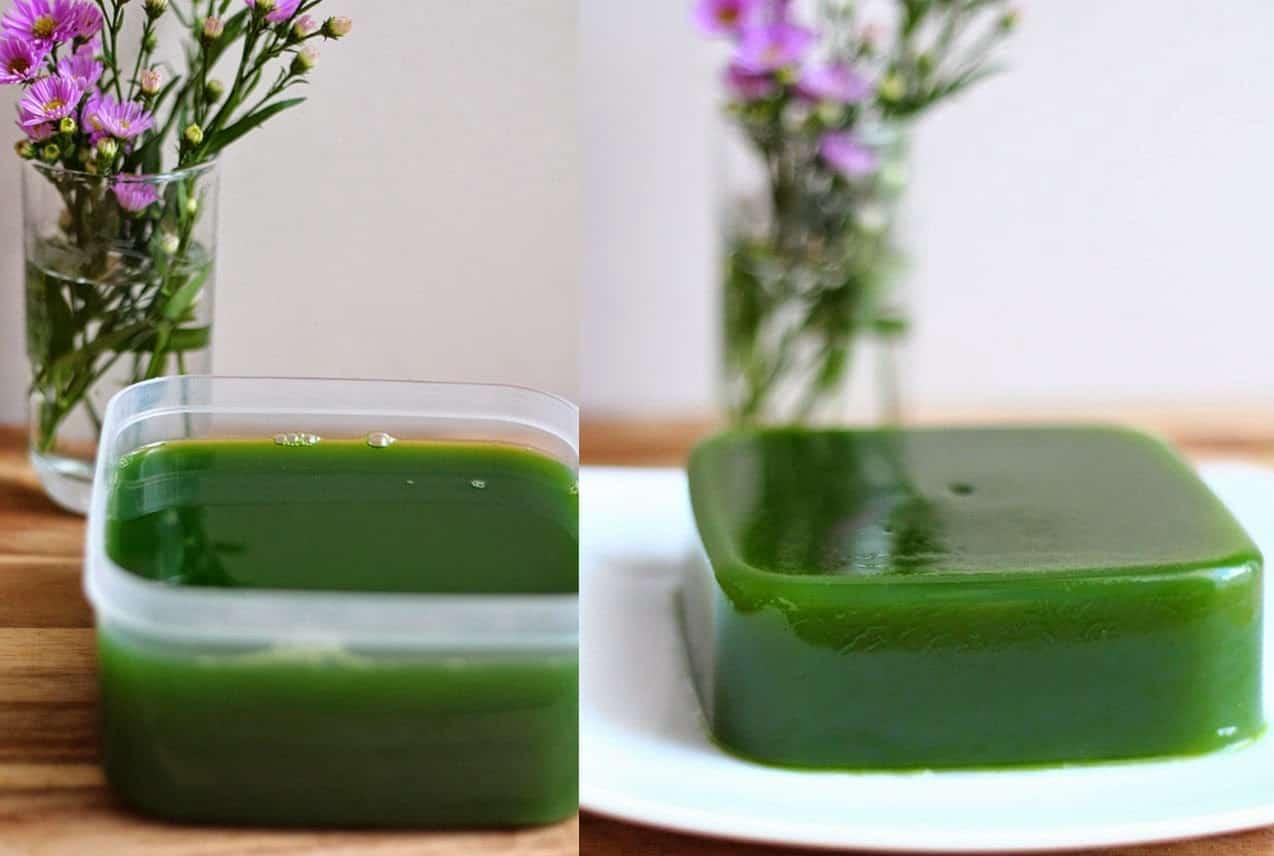 cách làm trà sữa thái xanh ngon nhất