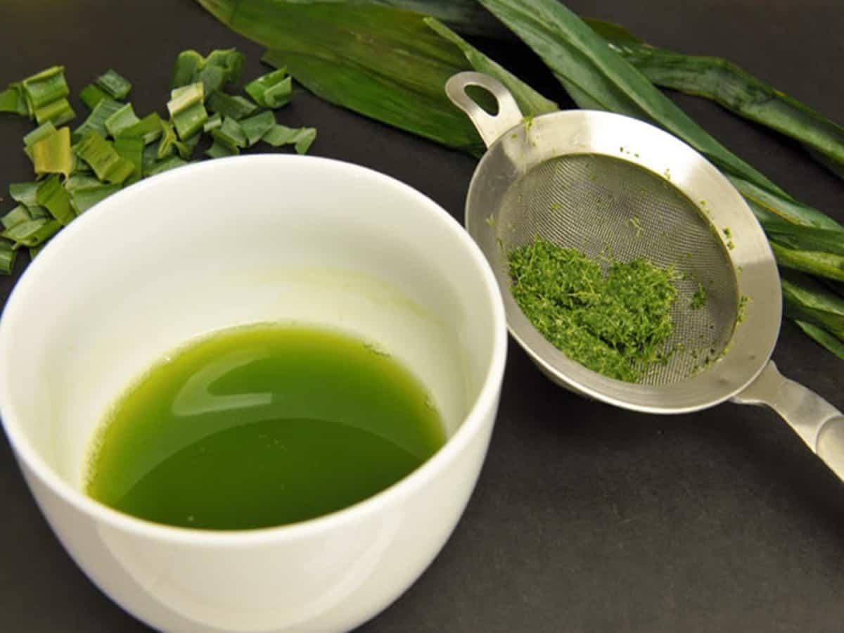 cách làm trà sữa thái trà xanh