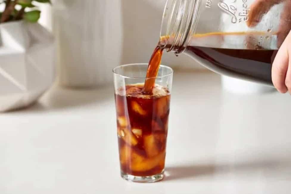 cách pha cà phê cold brew ngon