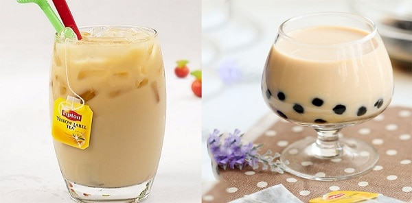 hướng dẫn làm trà sữa bằng trà lipton - Tam Long Group