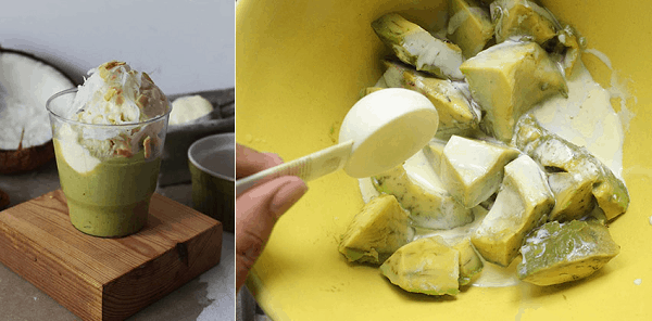hướng dẫn làm kem bơ