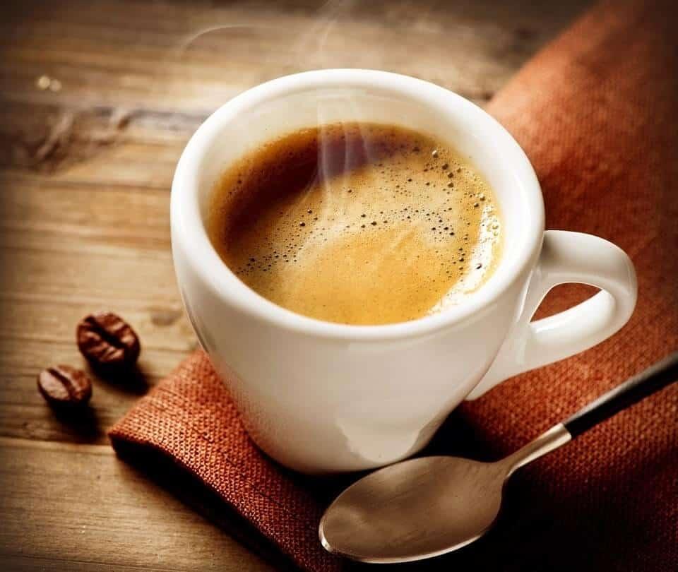 cách pha espresso không cần máy