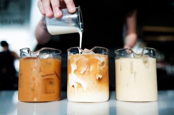 trà sữa thái đỏ cách làm - Tam Long Group