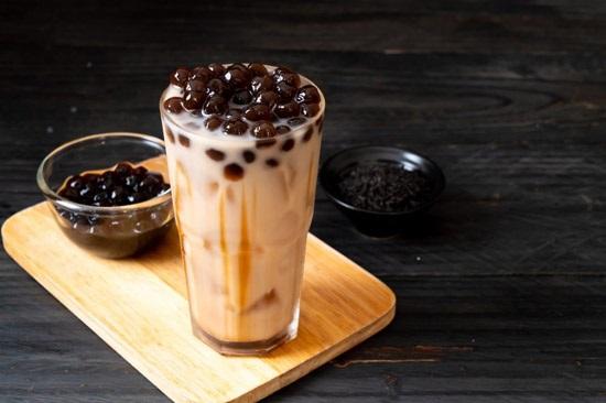 cách làm thạch trà sữa trân châu - Tam Long Group