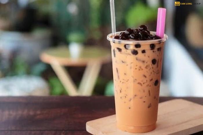Cách pha trà sữa bán hàng - Tam Long Group