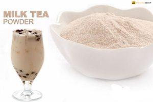 cách làm trà sữa bằng bột béo - Tam Long Group