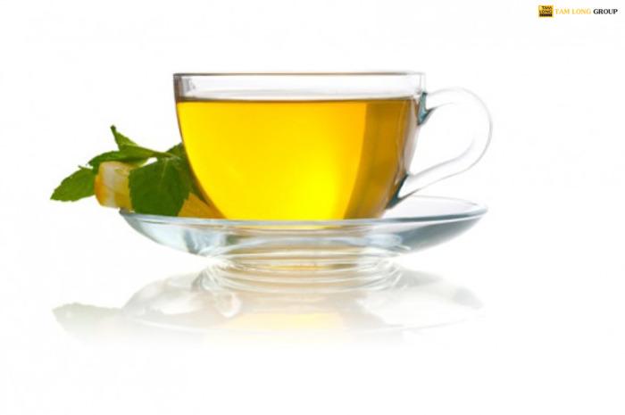 cách làm trà sữa bằng trà xanh - Tam Long Group