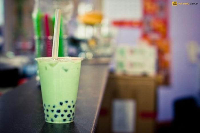 cách làm trà sữa matcha - Tam Long Group