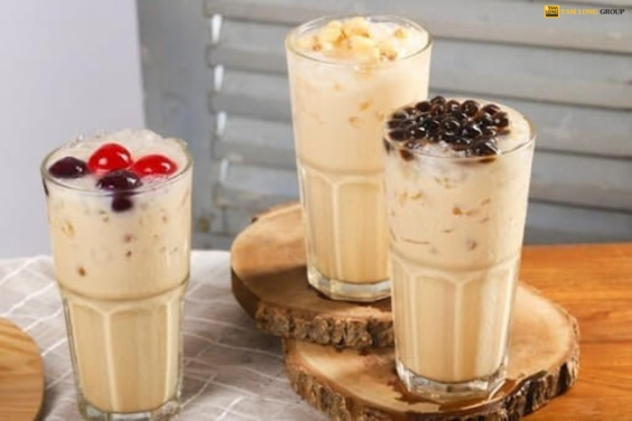 Cách làm trà sữa đơn giản nhất - Tam Long Group