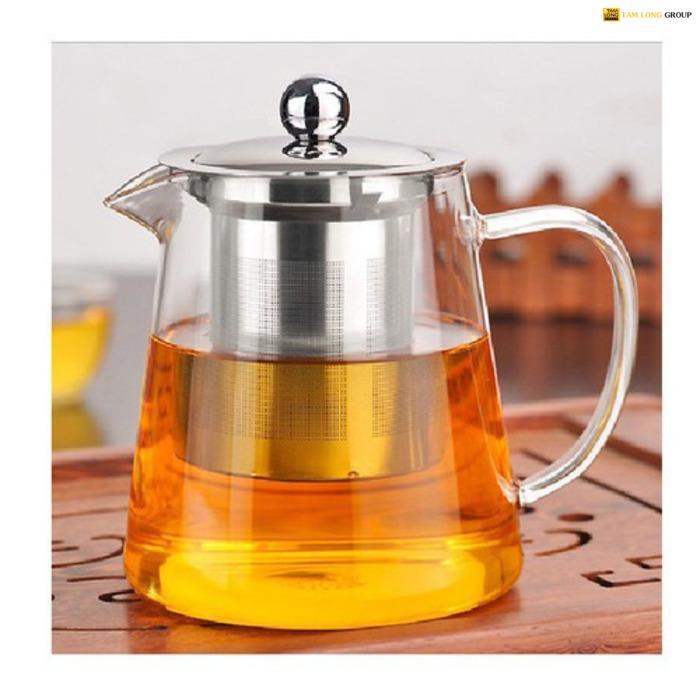 cách làm trà sữa nằng trà xanh - Tam Long Group