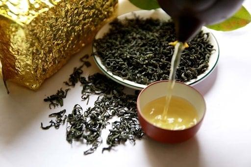 cách làm trà sữa bằng trà thái nguyên