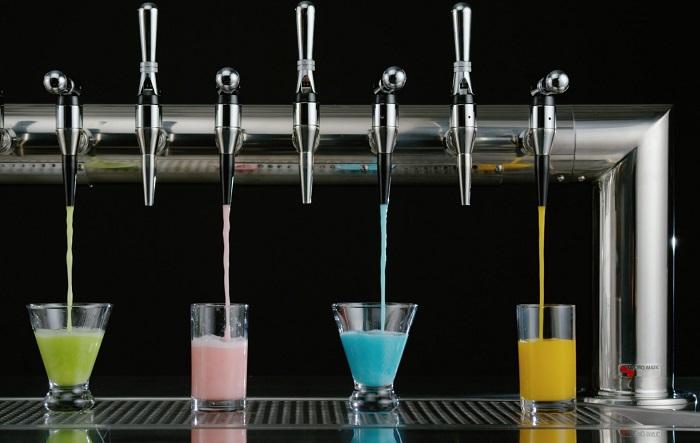 học pha chế đồ uống hcm - Tam Long Group