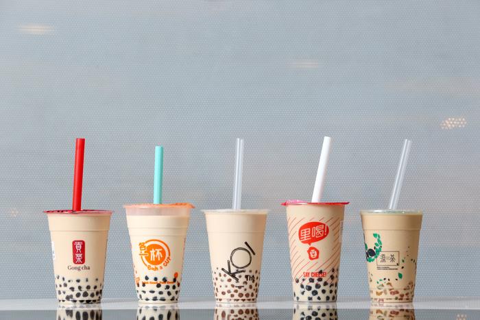 học pha chế trà sữa chuyên nghiệp - Tam Long Group