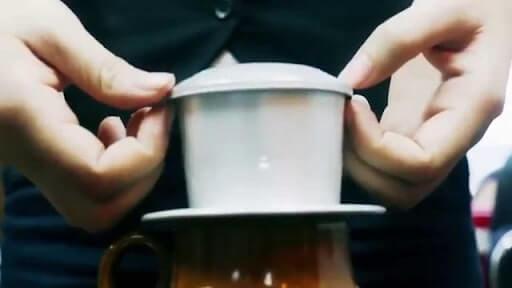 công thức pha cafe