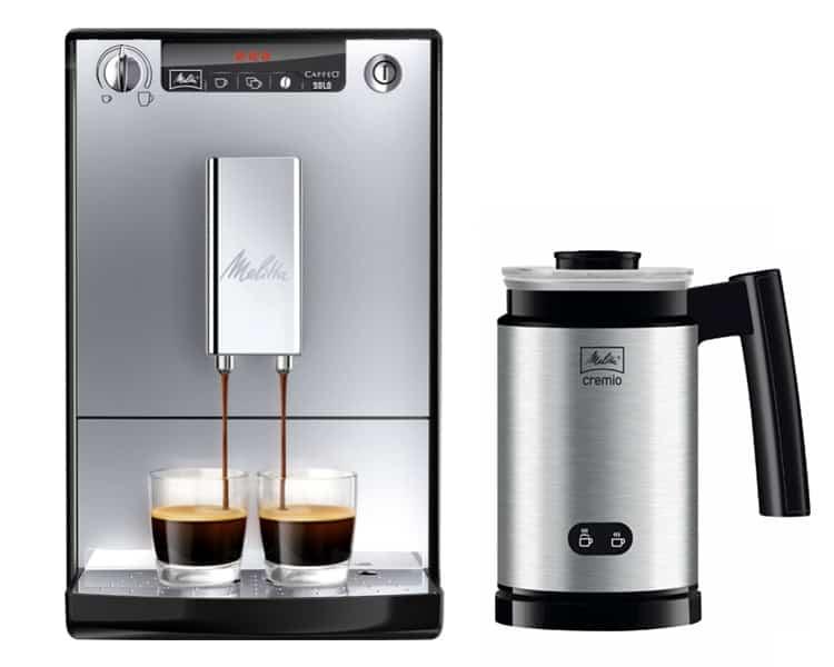 máy pha cà phê melitta caffeo passione solo