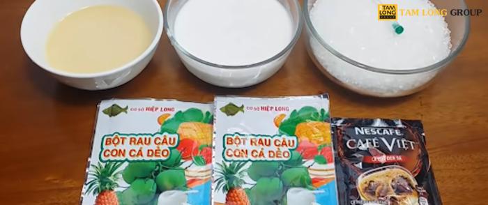 cách làm thạch trà sữa ngon - Tam Long Group