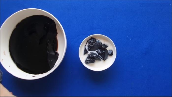 thạch trà sữa sương sáo