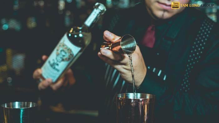 học bartender tại tphcm