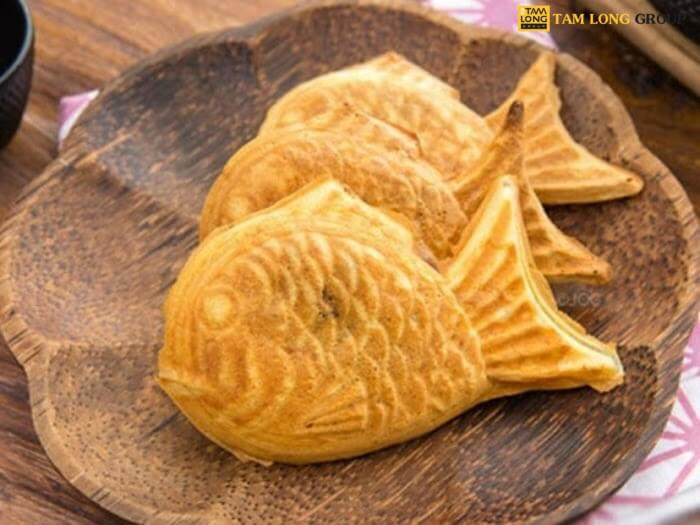 học làm bánh cá taiyaki