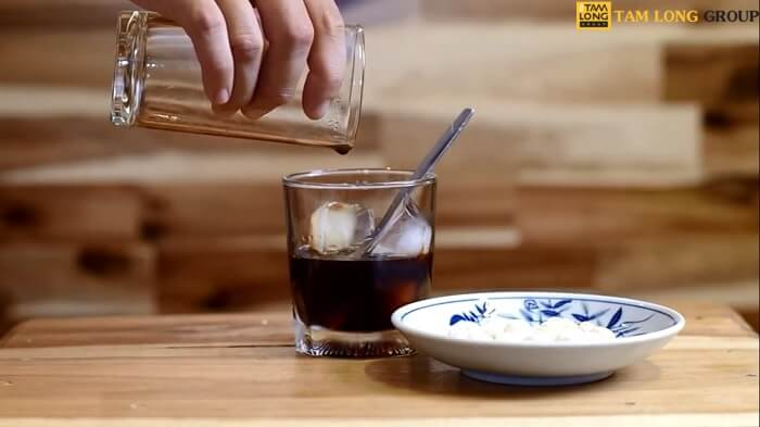 cách chế cà phê ngon