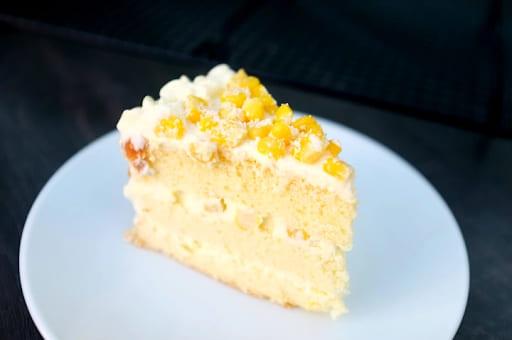cách làm bánh kem bắp thơm ngon