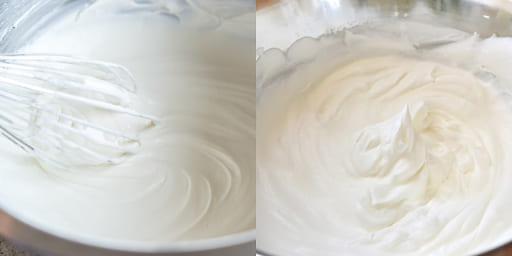 làm whipping cream