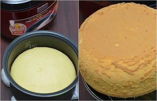 cách làm bánh kem sữa tươi không cần lò nướng