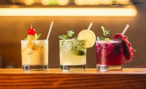 Biểu hiện coi trọng hình thức đồ uống