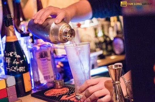 đào tạo bartender pha chế