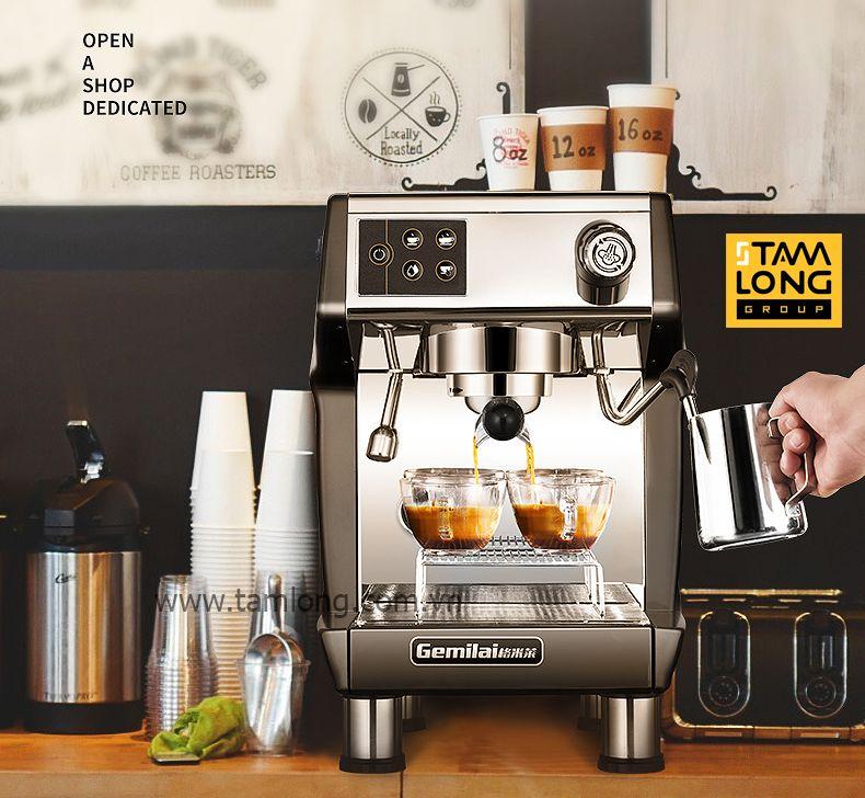 Máy pha cà phê CRM 3200 giá rẻ tại TPHCM