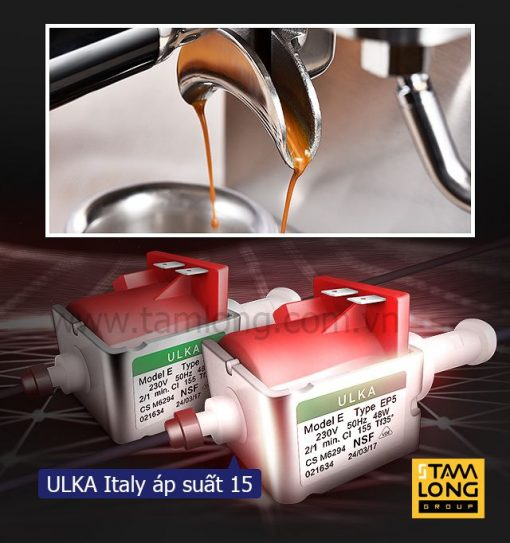 Máy pha cà phê Gemilai CRM 3200 C giá rẻ tại TPHCM