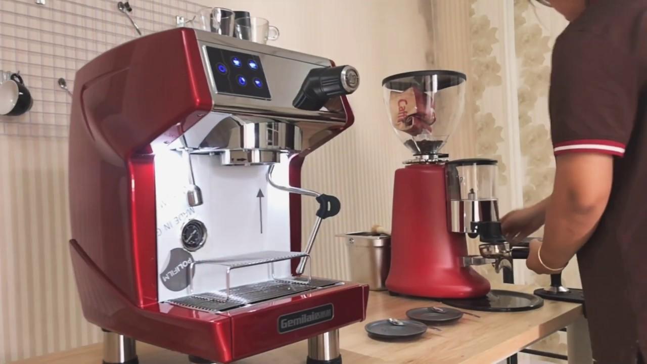Máy pha cà phê CRM 3200