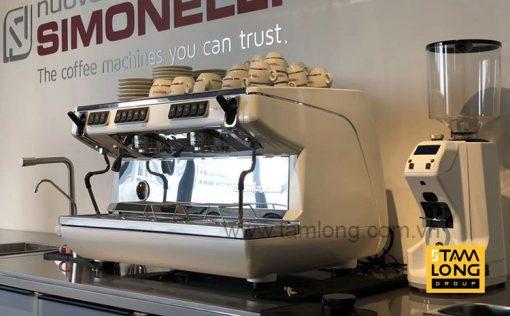 Máy pha cà phê Nuova Simonelli Appia Life 2 Group tại TPHCM (khuyến mãi khủng)