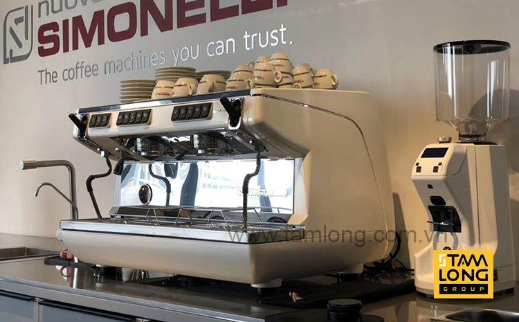 Máy pha cà phê Nuova Simonelli Life 2 Group giá rẻ tại TPHCM