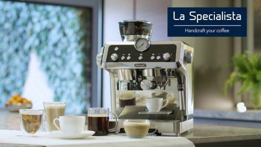 Máy pha cà phê Delonghi La Specialista EC9335.M (Hàng chính hãng)