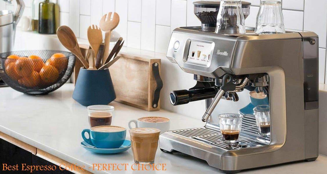 Máy pha cafe Breville dùng trong văn phòng nhỏ
