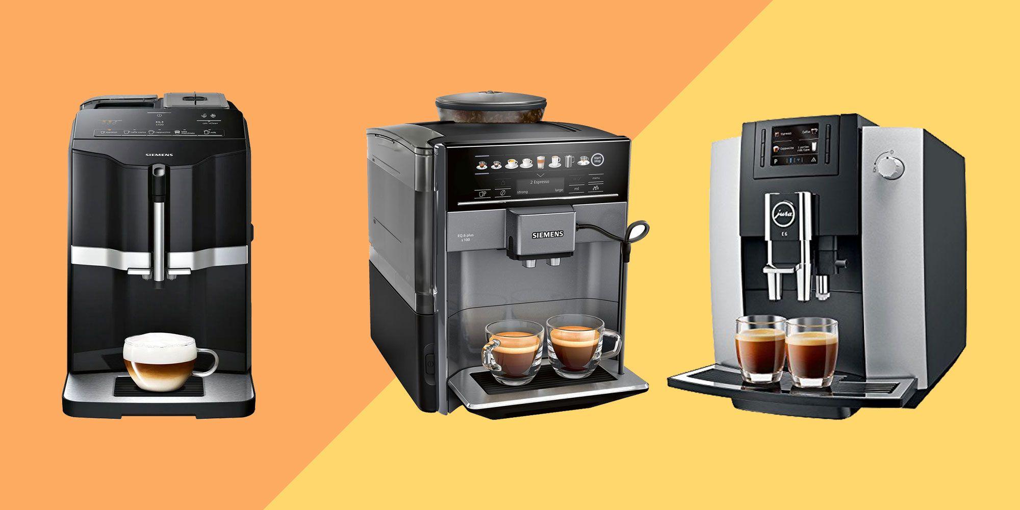 Chọn máy pha cafe trong gia đình