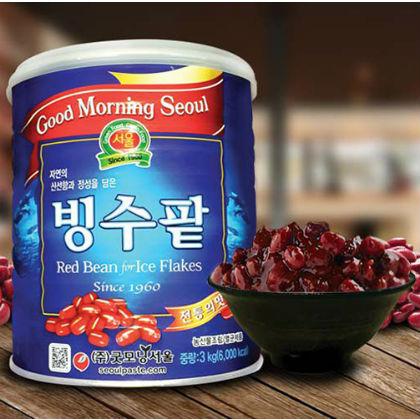 Đậu Đỏ Hàn Quốc Hộp 3kg