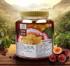 Mứt Chanh Leo (chanh dây) Boduo 1kg