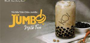 Trà sữa Ovaltine JumBo