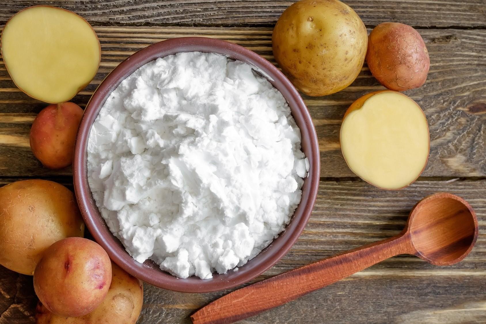 Bạn đã biết công dụng của bột khoai tây trong nấu ăn?