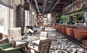 Nội thất bàn ghế quán cà phê