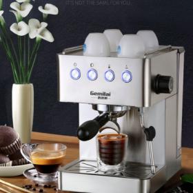 Máy pha cà phê GEMILAI CRM 3005E giá rẻ tại TPHCM